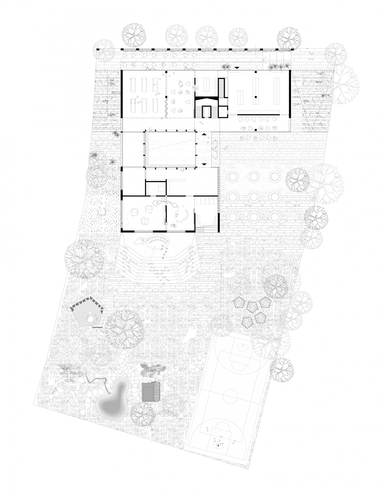 Schenker Salvi Weber Rudolf Steiner School Vienna