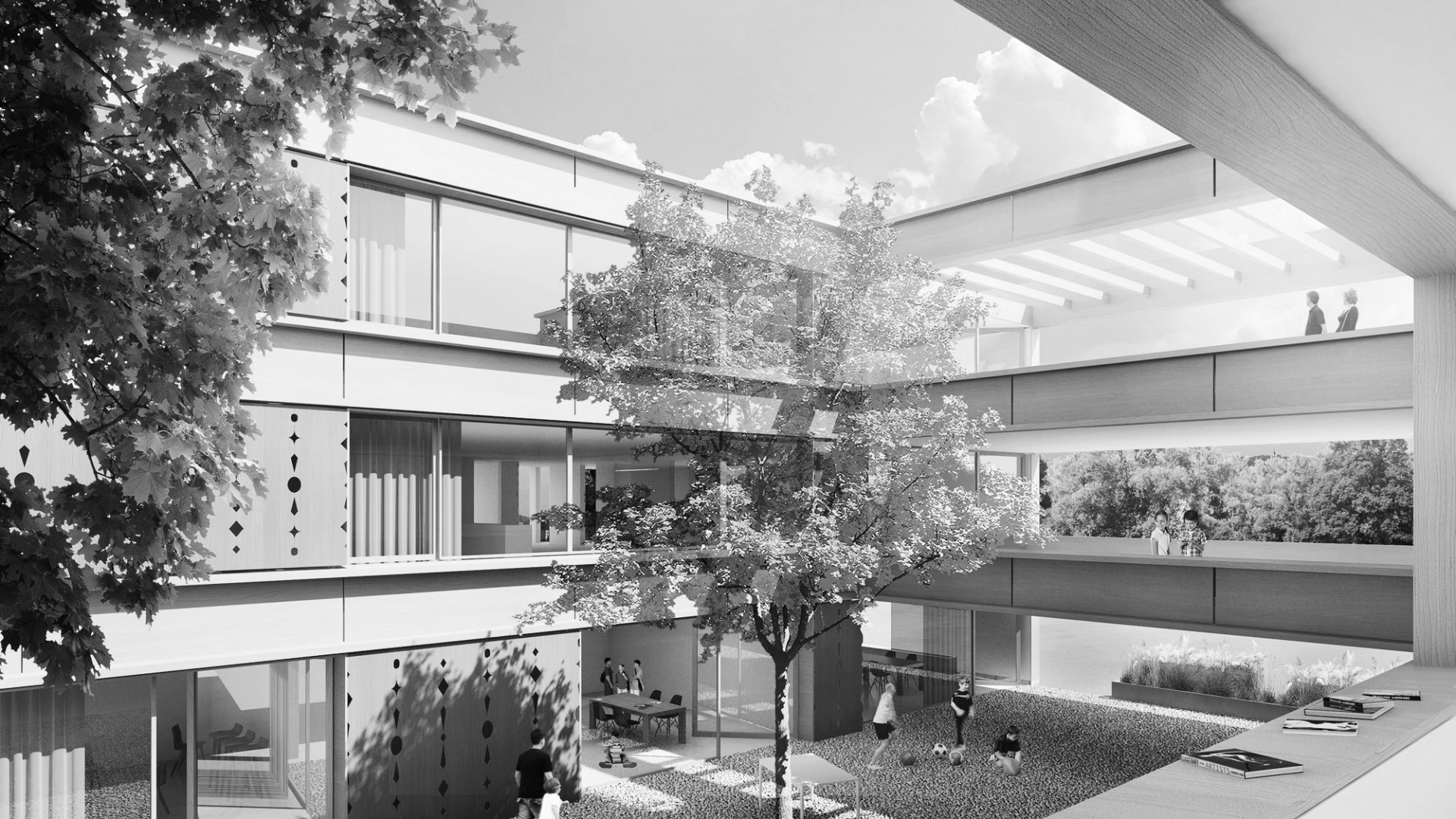 Schenker Salvi Weber Stiftung Aarhus Gümligen
