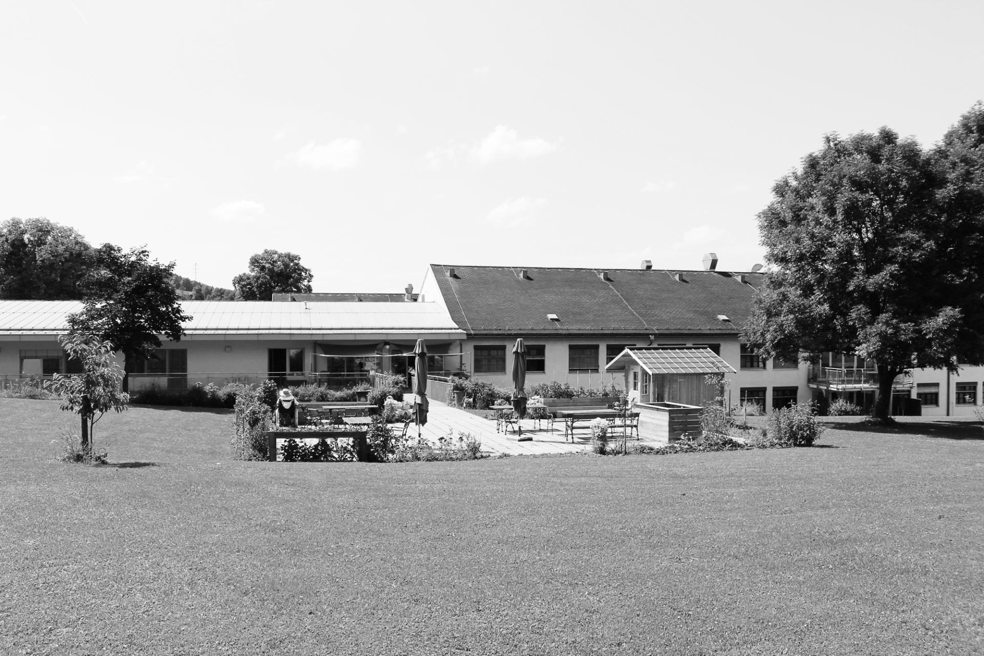Schenker Salvi Weber Landespflegeheim Hainfeld