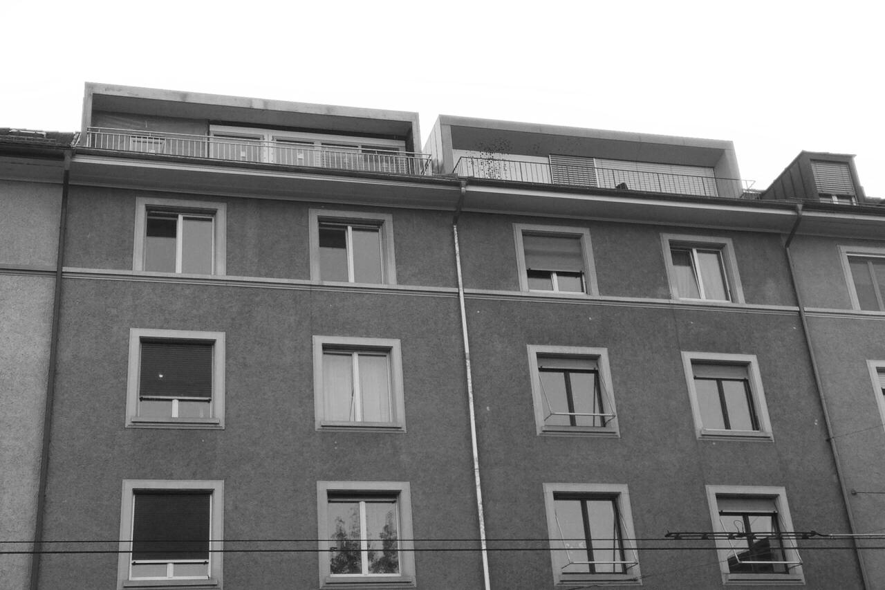 Schenker Salvi Weber MFH Elsässerstraße Basel