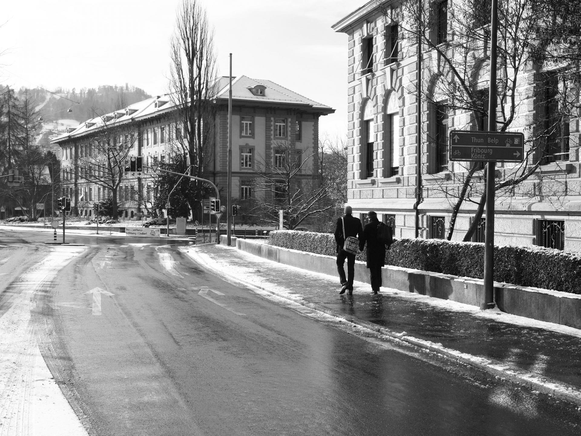 Schenker Salvi Weber Volksschule Kirchenfeld Bern
