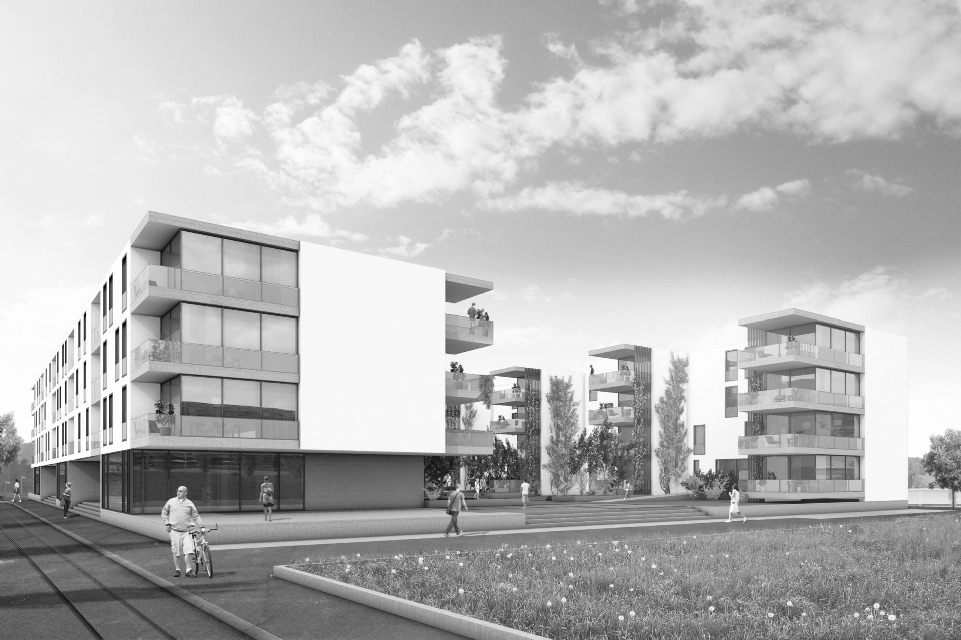 Schenker Salvi Weber Projekte   Wohnen & Pflege