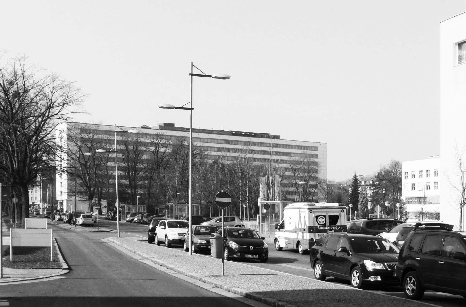 Schenker Salvi Weber Linz Medical Campus