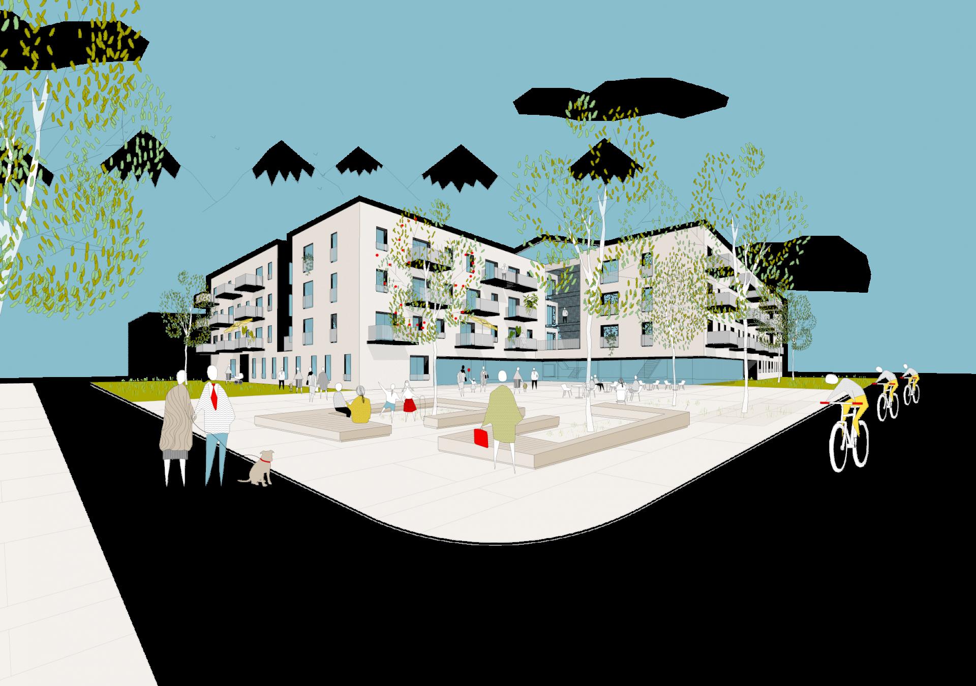 Schenker Salvi Weber Innsbruck Integration House