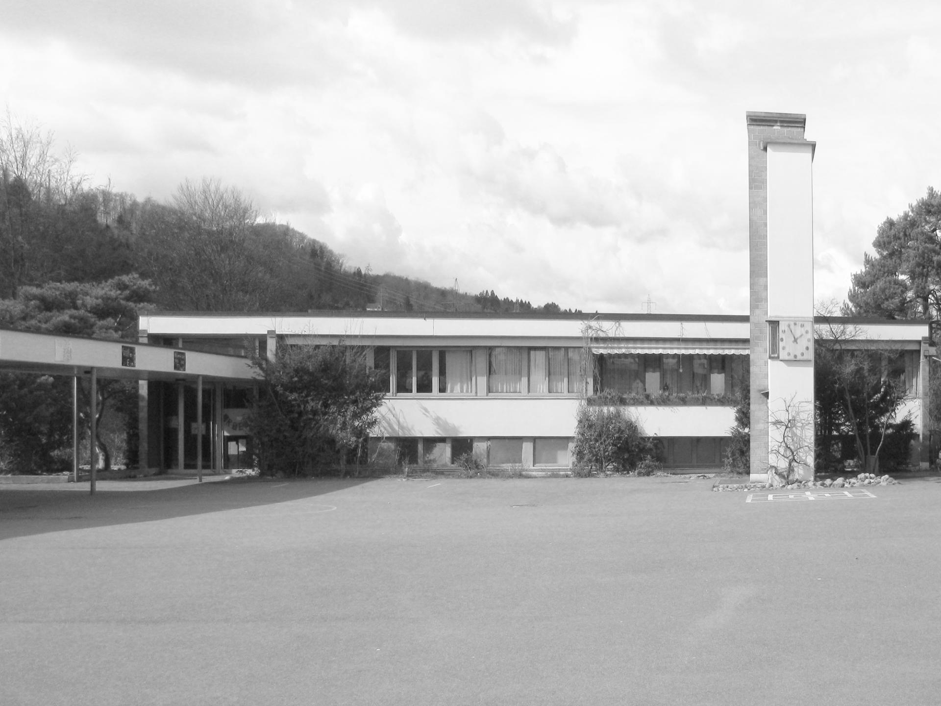 Schenker Salvi Weber Schulanlage Ebnet Embrach