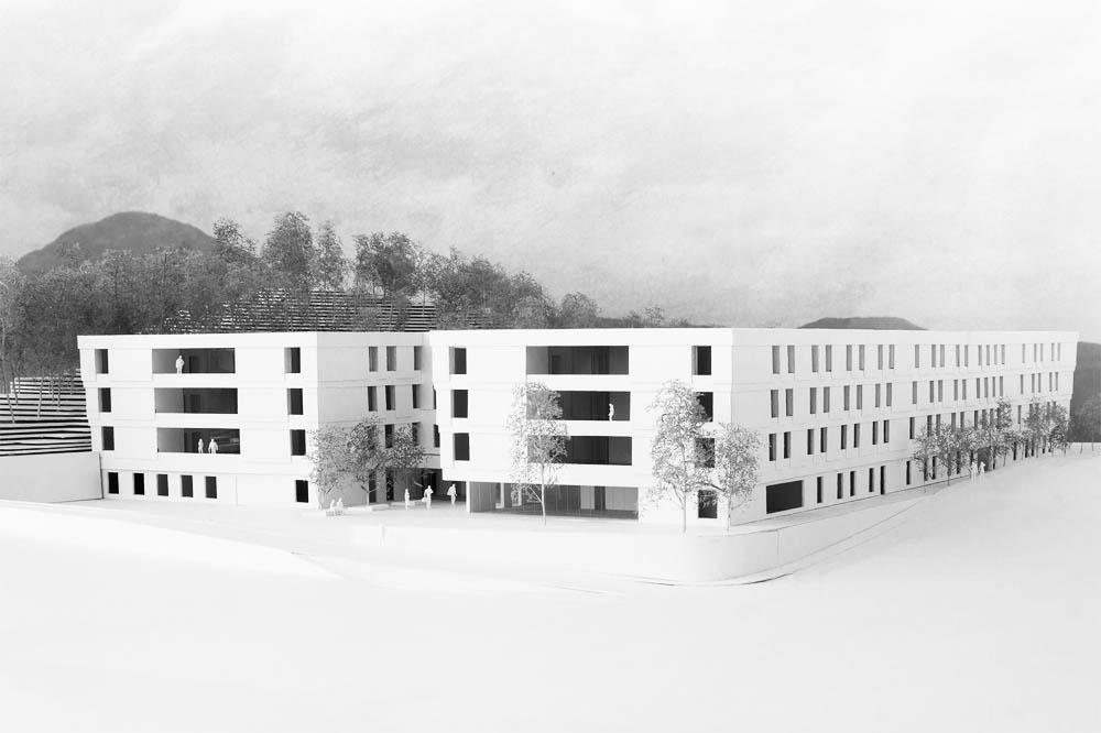 Schenker Salvi Weber Projects | Health Care