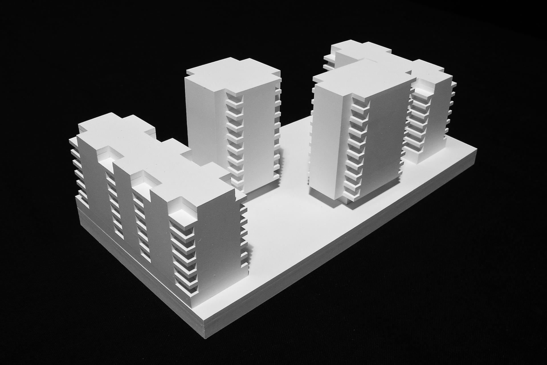 Schenker Salvi Weber Wohnbebauung Engerthstraße Wien