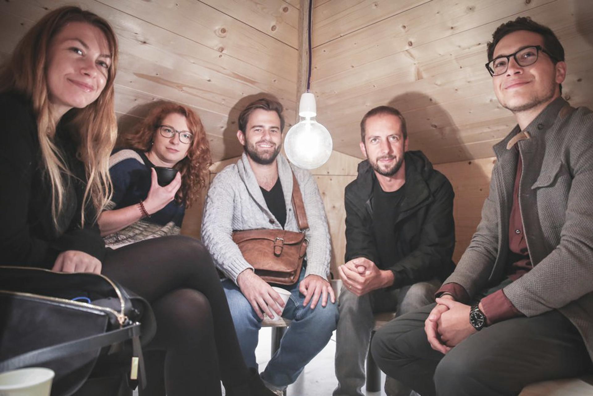 Schenker Salvi Weber Teahouse C/O Vienna Magazine