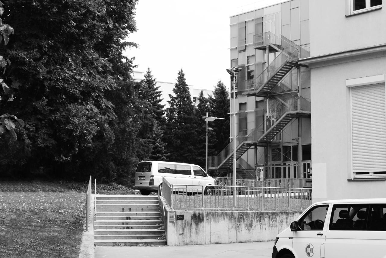 Schenker Salvi Weber Erweiterung Boku Wien