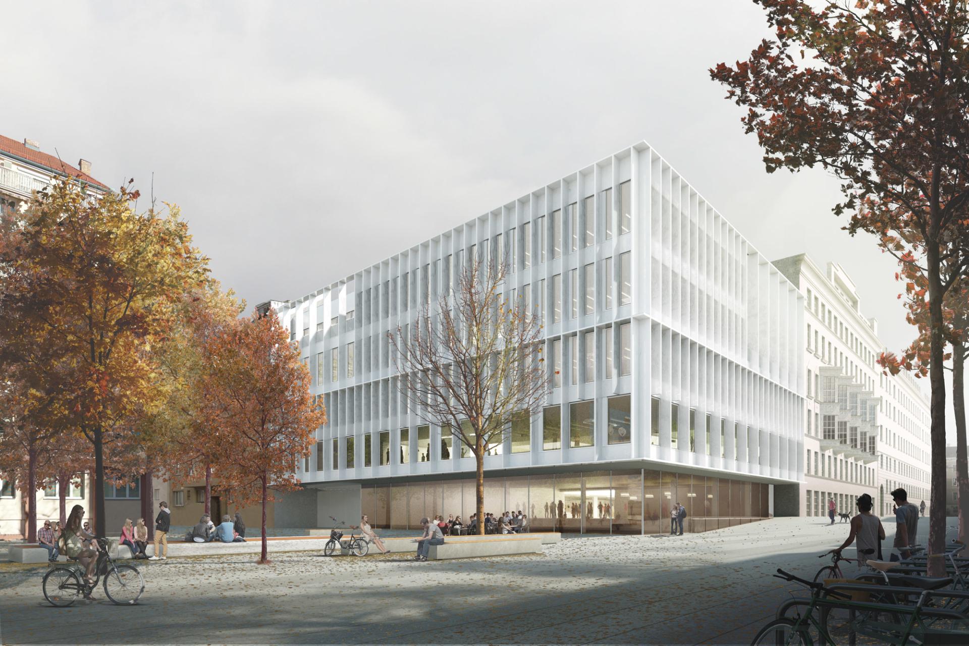 Schenker Salvi Weber Med Campus Wien