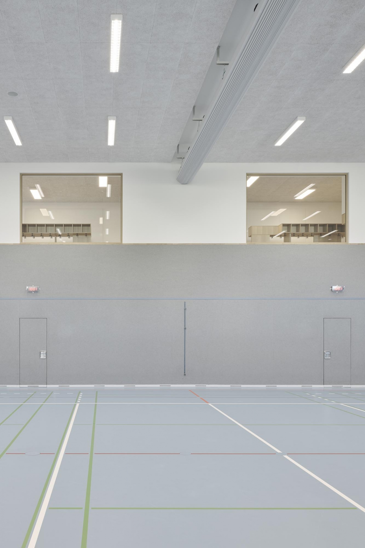 Schenker Salvi Weber Volksschule Bütze Wolfurt