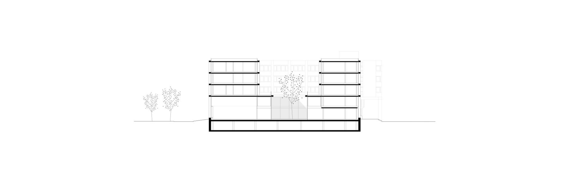 Schenker Salvi Weber Langenhagen City Hall Extension (DE)