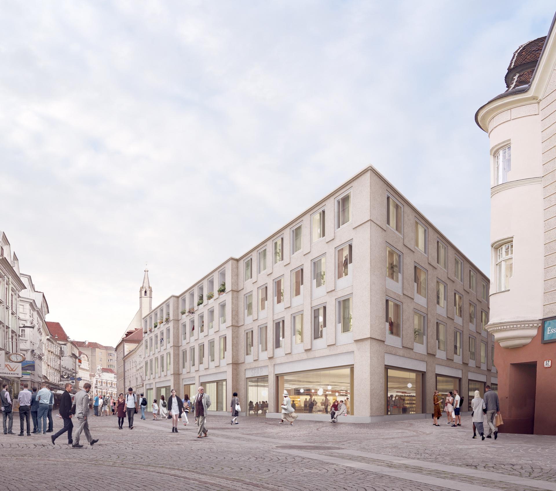 Schenker Salvi Weber Hotel Sparkassengasse Krems